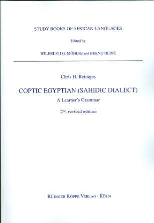 Coptic Egyptian (Sahidic Dialect)