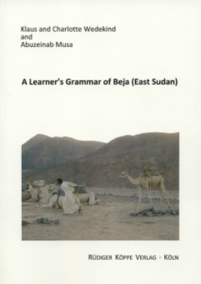 A Learner's Grammar of Beja (East Sudan)