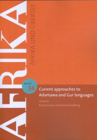 Current Approaches to Adamawa and Gur Languages