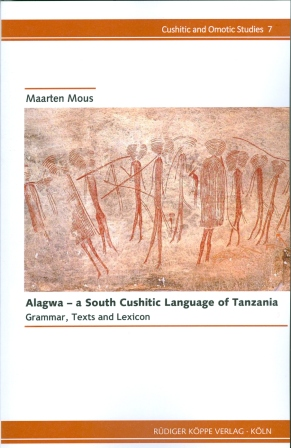 Alagwa – a South Cushitic Language