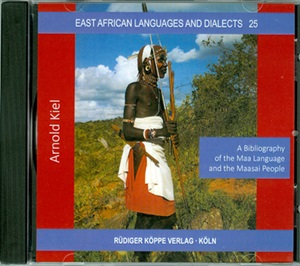 A Bibliography of the Maa Language and the Maasai People