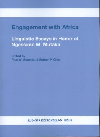Engagement with Africa