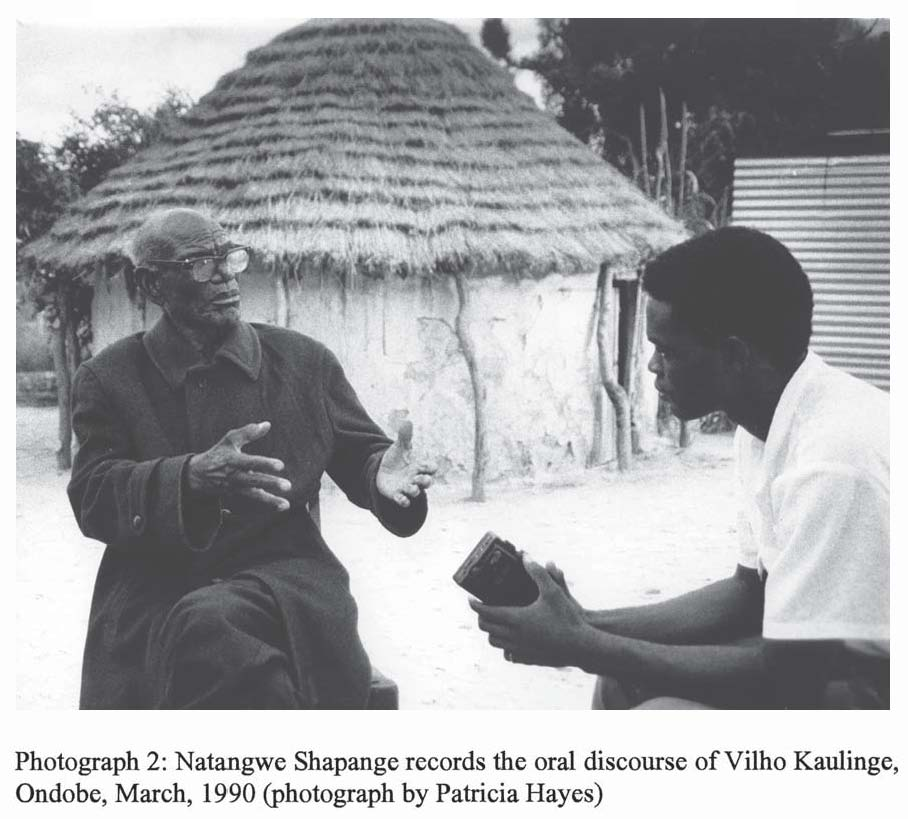 """Healing the Land"" – Kaulinge's History of Kwanyama"