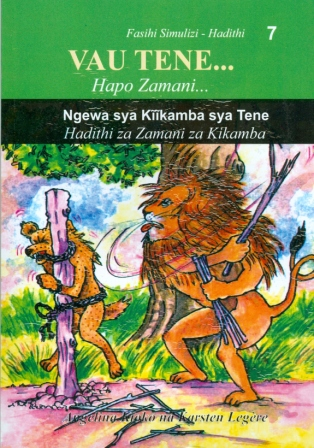 Vau Tene ... Ngewa sya Kiikamba sya Tene [Folktales and Animal Stories of the Kamba]