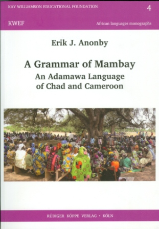 A Grammar of Mambay