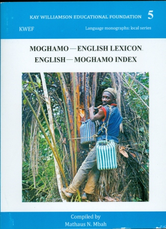 Moghamo-English Lexicon