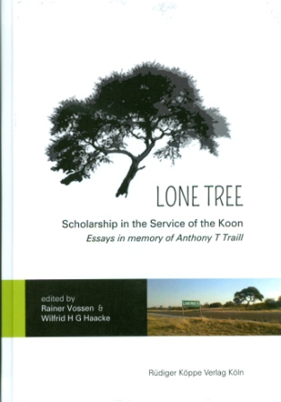 Lone Tree – Scholarship in the Service of the Koon