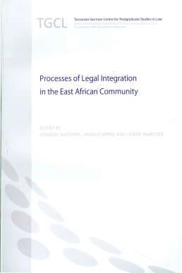 Processes of Legal Integration in the East African Community