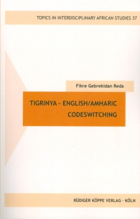 Tigrinya–English/Amharic Codeswitching