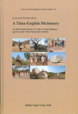 A Tima-English Dictionary