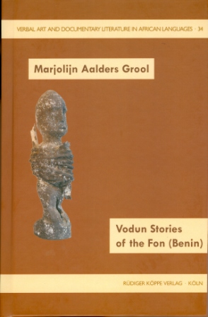 Vodun Stories of the Fon (Benin)