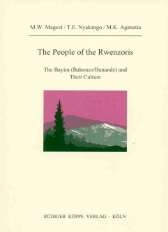 The People of the Rwenzoris