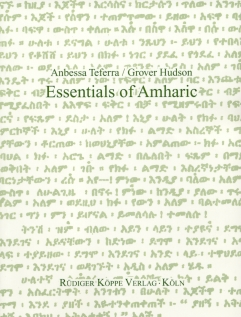 Essentials of Amharic