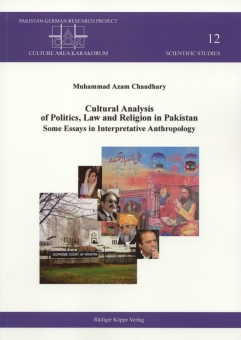 Cultural Analysis of Politics, Law and Religion in Pakistan