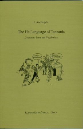 The Ha Language of Tanzania