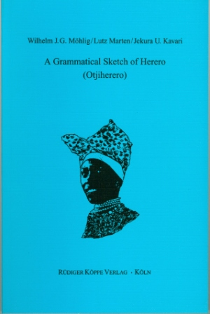 A Grammatical Sketch of Herero (Otjiherero)