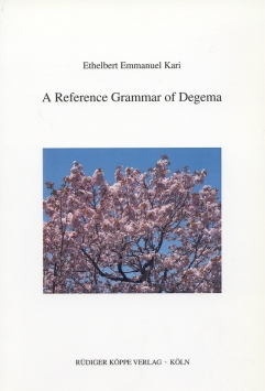 A Reference Grammar of Degema