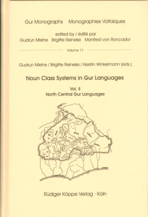 Noun Class Systems in Gur Languages