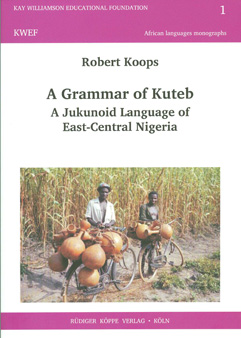 A Grammar of Kuteb