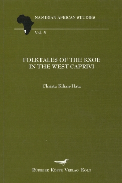 Folktales of the Kxoe in the West Caprivi