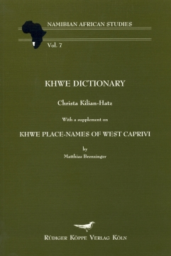 Khwe Dictionary