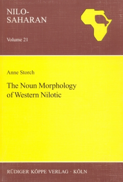 The Noun Morphology of Western Nilotic