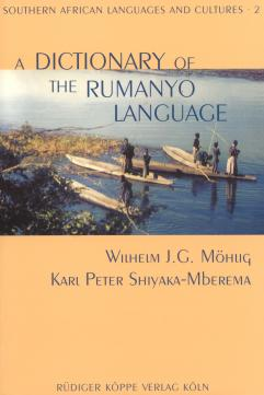 A Dictionary of the Rumanyo Language
