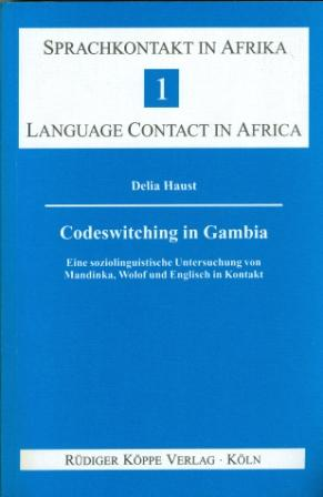 Codeswitching in Gambia