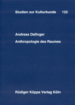 Anthropologie des Raumes