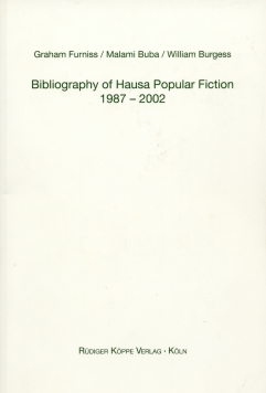 Bibliography of Hausa Popular Fiction 1987–2002