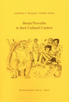 Boran Proverbs in their Cultural Context
