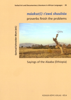 Proverbs Finish the Problems – máakut(i) t'awá shuultáa