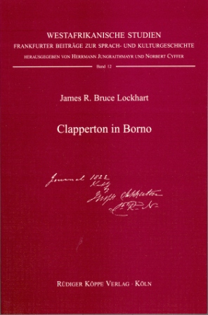 Clapperton in Borno